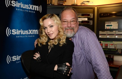 Madonna Rebel Heart interview by Larry Flick on SiriusXM