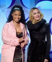 Madonna attends TIDAL announcement in New York (2)