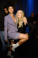 Madonna and Rihanna at the TIDAL press conference (4)