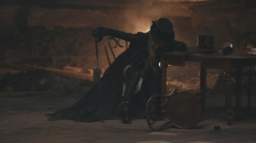 Madonna new look Ghosttown - Vogue Magazine