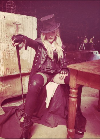 Madonna new look Ghosttown - Vogue Magazine 02