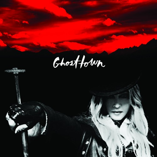 Madonna Ghosttown Single Cover