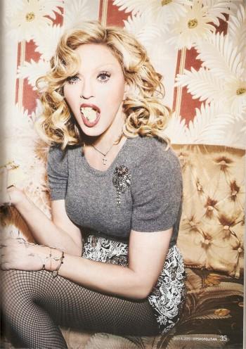 Madonna by Ellen von Unwerth for Cosmopolitan - Turkey Edition (31)