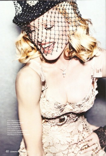 Madonna by Ellen von Unwerth for Cosmopolitan - Turkey Edition (36)