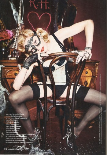 Madonna by Ellen von Unwerth for Cosmopolitan - Turkey Edition (40)