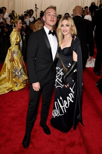 Madonna attends the Met Gala at the Metropolitan Museum of Art in New York - 4 May 2015 (18)