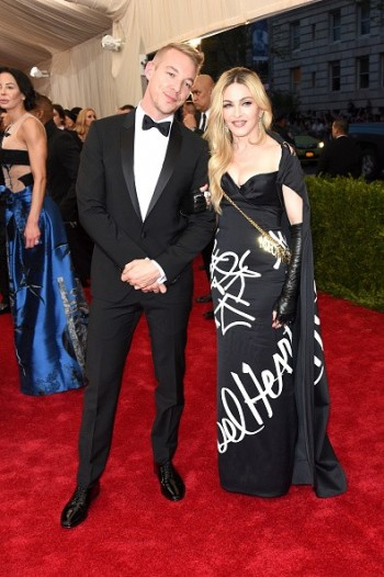 Madonna attends the Met Gala at the Metropolitan Museum of Art in New York - 4 May 2015 (31)