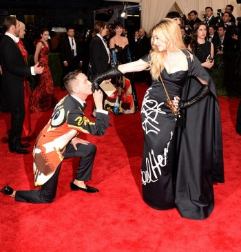 Madonna attends the Met Gala at the Metropolitan Museum of Art in New York - 4 May 2015 (35)
