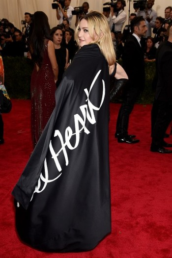 Madonna attends the Met Gala at the Metropolitan Museum of Art in New York - 4 May 2015 (45)