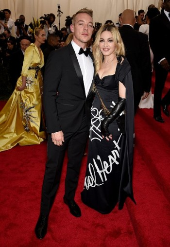 Madonna attends the Met Gala at the Metropolitan Museum of Art in New York - 4 May 2015 (46)