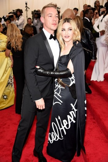 Madonna attends the Met Gala at the Metropolitan Museum of Art in New York - 4 May 2015 (47)