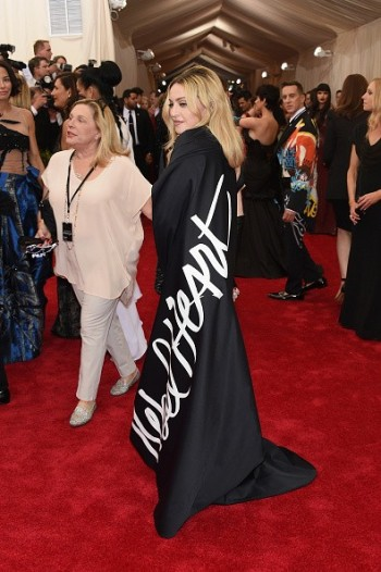 Madonna attends the Met Gala at the Metropolitan Museum of Art in New York - 4 May 2015 (49)
