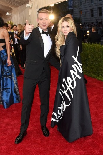 Madonna attends the Met Gala at the Metropolitan Museum of Art in New York - 4 May 2015 (50)