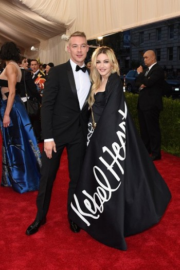 Madonna attends the Met Gala at the Metropolitan Museum of Art in New York - 4 May 2015 (51)