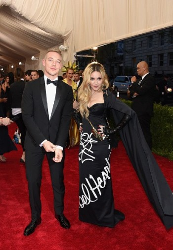 Madonna attends the Met Gala at the Metropolitan Museum of Art in New York - 4 May 2015 (52)
