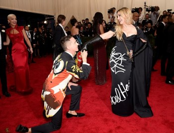 Madonna attends the Met Gala at the Metropolitan Museum of Art in New York - 4 May 2015 (53)