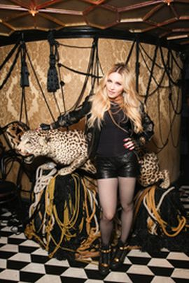 Madonna at the Met Gala After Party - Update 02 (1)