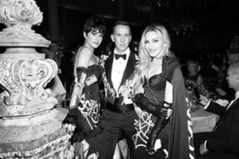 Madonna at the Met Gala After Party - Update 02 (11)