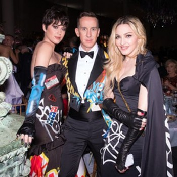 Madonna at the Met Gala After Party - Update 02 (12)