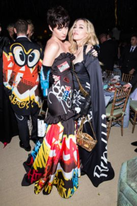 Madonna at the Met Gala After Party - Update 02 (14)