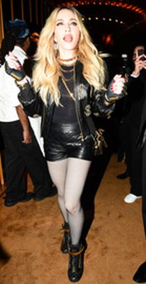 Madonna at the Met Gala After Party - Update 02 (17)