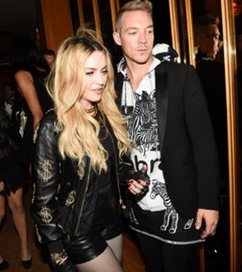 Madonna at the Met Gala After Party - Update 02 (20)