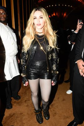 Madonna at the Met Gala After Party - Update 02 (21)