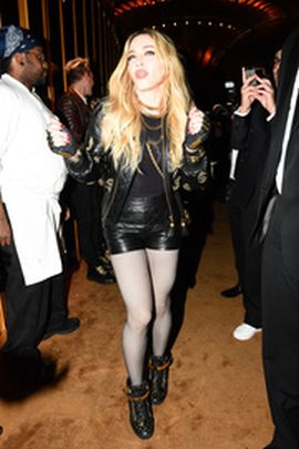 Madonna at the Met Gala After Party - Update 02 (22)
