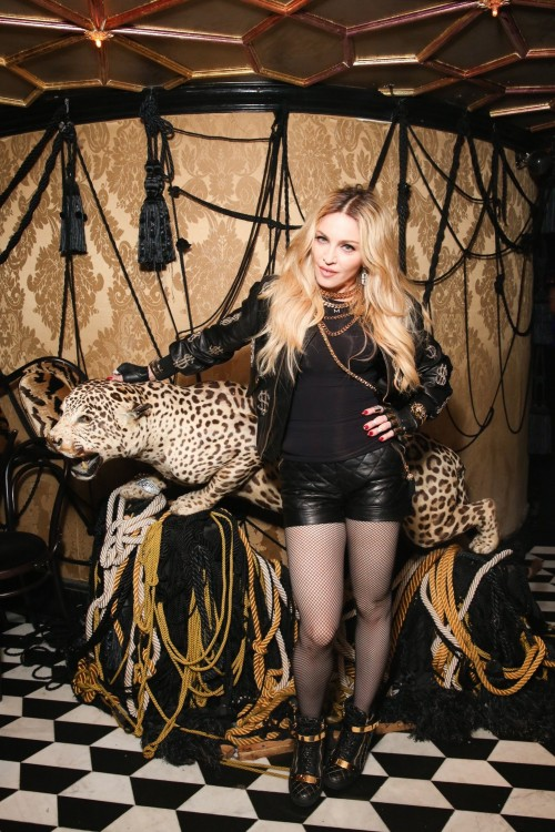 Madonna at the Met Gala After Party - Update 03