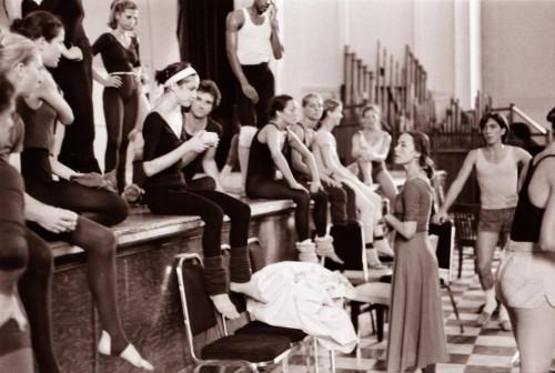 Madonna 1978 - American Dance Festival, Jay Anderson