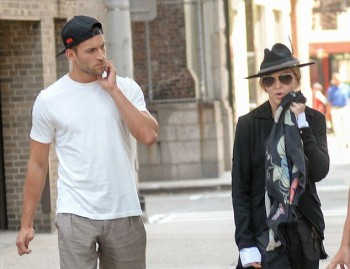 Madonna out and about in New York - 11 July 2015 (1)