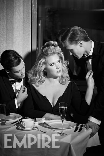 Amy Schumer by David Venni for Empire Magazine - Madonna homage 02