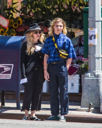Madonna out and about in New York - 7 August 2015 (11)