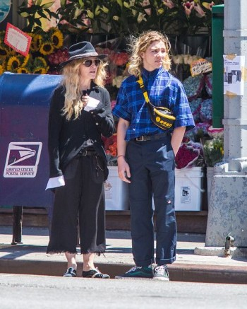 Madonna out and about in New York - 7 August 2015 (14)