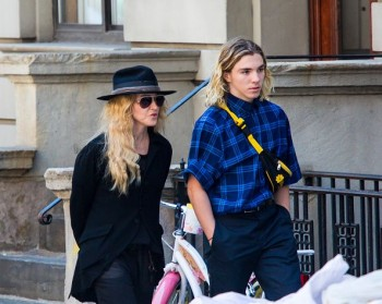 Madonna out and about in New York - 7 August 2015 (17)