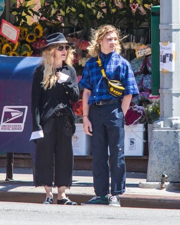 Madonna out and about in New York - 7 August 2015 (19)