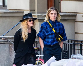 Madonna out and about in New York - 7 August 2015 (21)