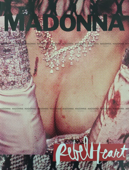 Madonna Rebel Heart Tour Book - HQ Pictures (1)