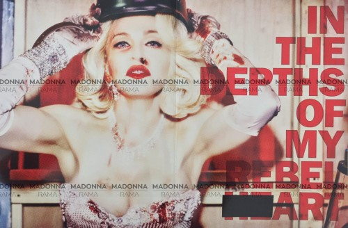 Madonna Rebel Heart Tour Book - HQ Pictures (12)