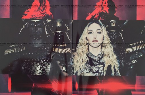 Madonna Rebel Heart Tour Book - HQ Pictures (19)