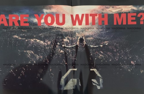 Madonna Tour Book Rebel Heart