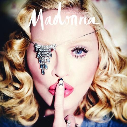 Official 2016 Madonna Calendar 01