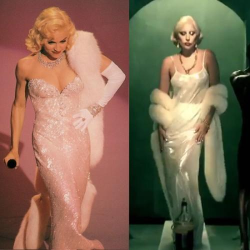 Madonna Lady Gaga American Horror Story 01