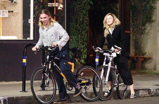 Madonna Out And About In Los Angeles 27 October 2015