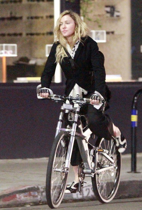 Madonna out and about in Los Angeles - 27 October 2015 - Pictures (3)