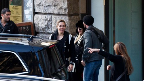 Madonna out and about in Cologne - 3 November 2015 - Pictures (1)