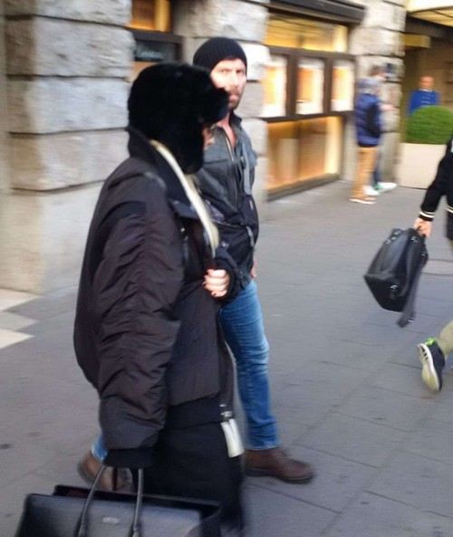 Madonna out and about in Cologne - 3 November 2015 - Pictures (3)