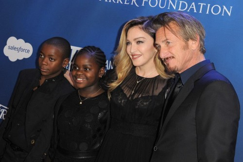 Madonna at the Help Haiti Home Gala, Beverly Hills - 9 January 2016 (2)