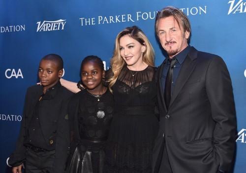 Madonna at the Help Haiti Home Gala, Beverly Hills - 9 January 2016 (3)