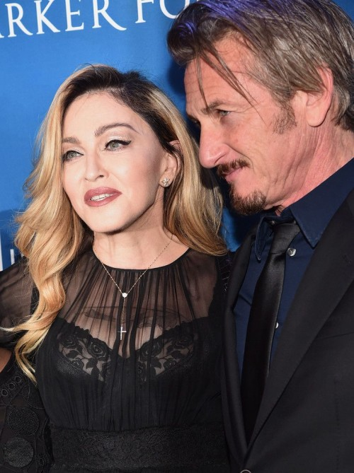 Madonna at the Help Haiti Home Gala, Beverly Hills - 9 January 2016 (7)